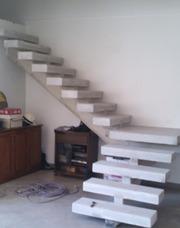Escaleras Premoldeadas De Hormigon - Up
