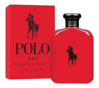 Perfume Hombre Ralph Lauren - Polo Red