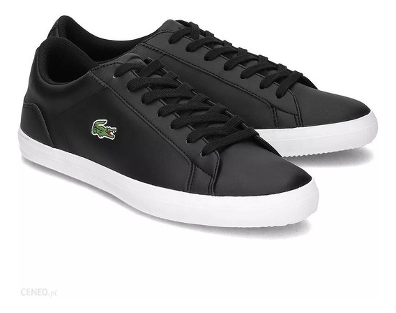 Tenis Lacoste Lerond Bl 1 Hombre Casual Carnaby Moda