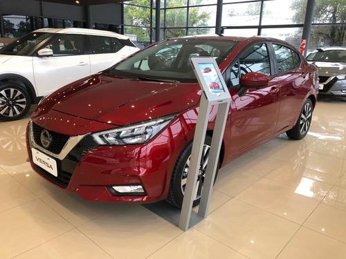 Nissan Versa Nuevo 1.6 Exclusive Cvt 2021 #05 Entrega Ya