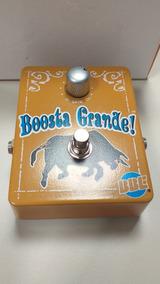 Pedal De Boost Bbe - Boosta Grande!