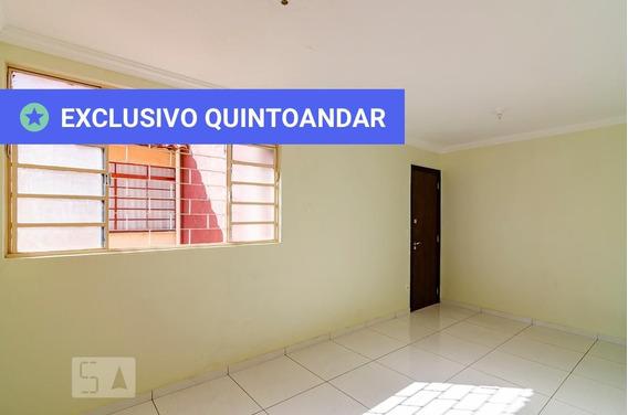 Apartamento No 4º Andar Com 2 Dormitórios E 1 Garagem - Id: 892947740 - 247740