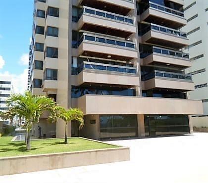 Apartamento Alto Padrão A Beira Mar Com 4 Dormitórios Para Alugar, 180 M² Por R$ 5.500/mês - Boa Viagem - Recife/pe - Ap1694