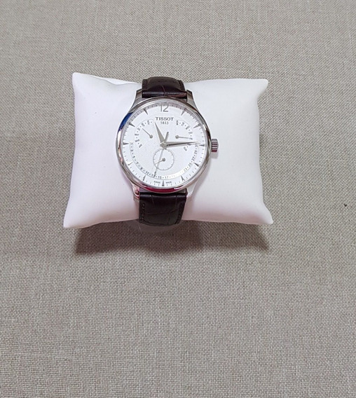 Relógio Tissot Perpetual Calendar T063637a Prateado