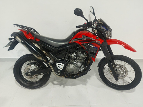 Yamaha Xt 660 R 2014