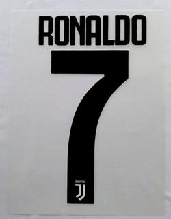 Nome E Número Ronaldo Cr7