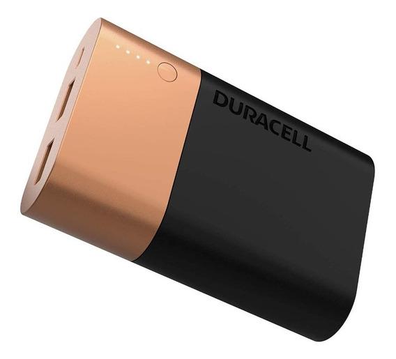 Cargador Portátil Duracell Powerbank 10050mah Carga Rápida