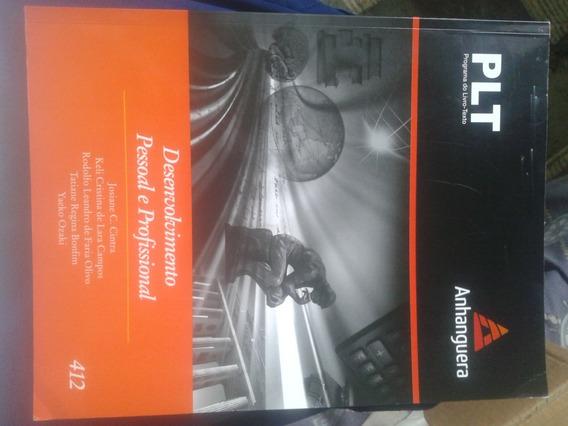 Livro Universitário Desenvolvimento Pessoal E Profissional