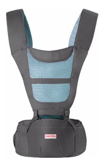 Carregador Bebê Canguru Ergonômico 6 Posições Confortável