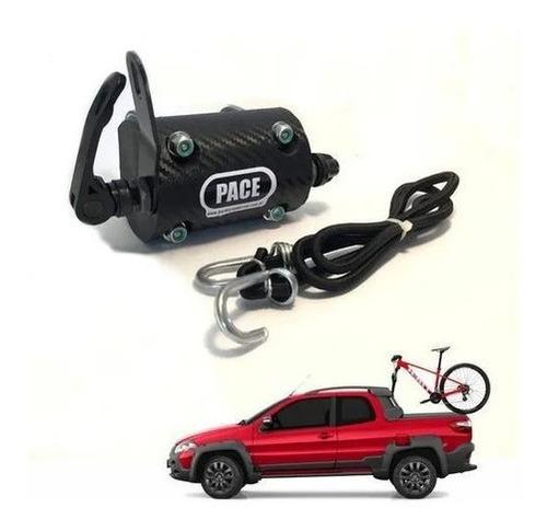 Imagem 1 de 4 de Trans Bike Pace Para Caminhonete Pick-up Saveiro