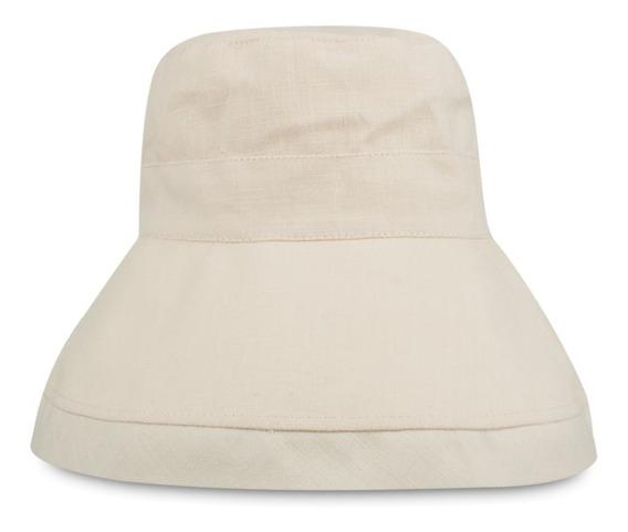 Yf013 Puro Algodón Plano Superior Pescador Cubo Sombrero