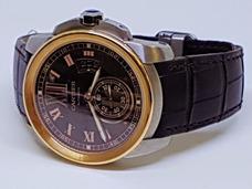 89a0d69f4c0 Relogio Cartier Santos Dumont Outro Masculino - Relógios De Pulso no ...
