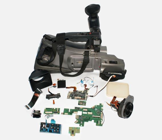Peças Filmadora Panasonic Ag-dvc7