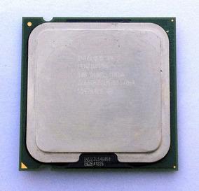 Processador Intel Pentium 4 Sl8pl Cache 2.66ghz 533mhz #187