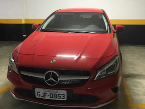 Mercedes-benz Classe Cla 1.6 Turbo 4p 2018