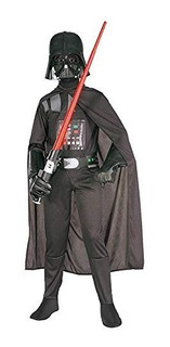 Disfraz Star Wars Darth Vader Deluxe Niño