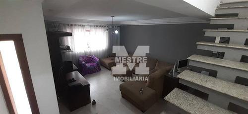 Sobrado Com 3 Dormitórios À Venda, 175 M² Por R$ 890.000,02 - Vila Moreira - Guarulhos/sp - So0632