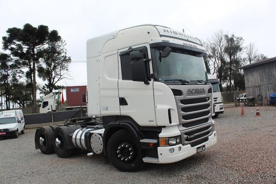 Scania R-440 6x4 2012/2013