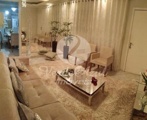 Imagem 1 de 9 de Apartamento À Venda Em Jardim Ypê - Ap008317