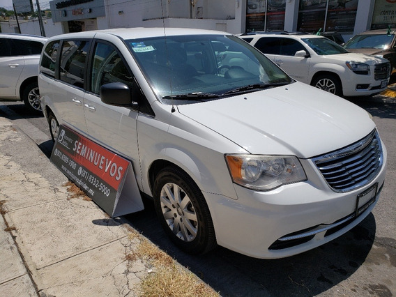 Minivan Chrysler Town & Country Lx 2014