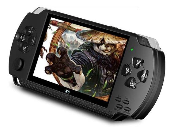 Mini Vídeo Game Portátil Retrô + 8.000 Jogos Super Nintendo