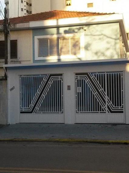 Sobrado Para Alugar, 144 M² Por R$ 6.000/mês - Indianópolis - São Paulo/sp - So0039