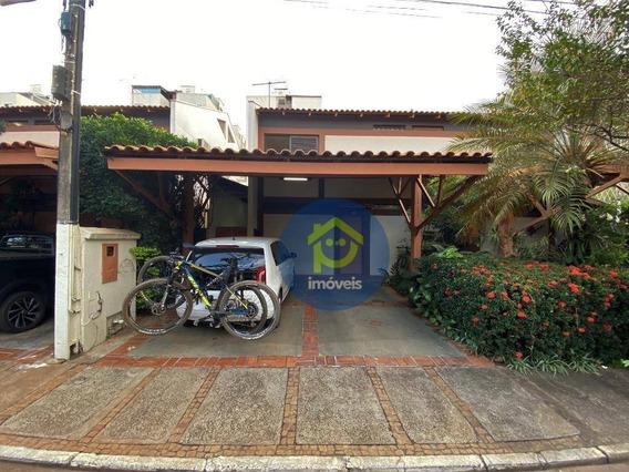 Casa Em Condomínio No Higienópolis, Green Village, Com 3 Dormitórios Para Alugar, 120 M² Por R$ 2.300/mês - São José Do Rio Preto/sp - Ca2725