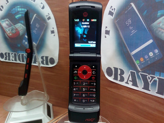 Motorola Rckr W5 Movistar Negro
