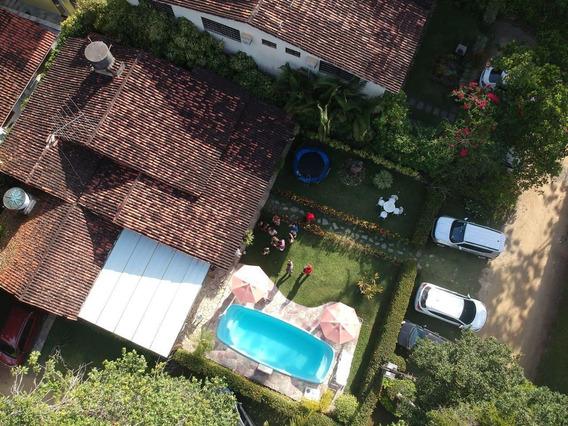 Casa Em Aldeia, Camaragibe/pe De 90m² 3 Quartos À Venda Por R$ 380.000,00 - Ca597443