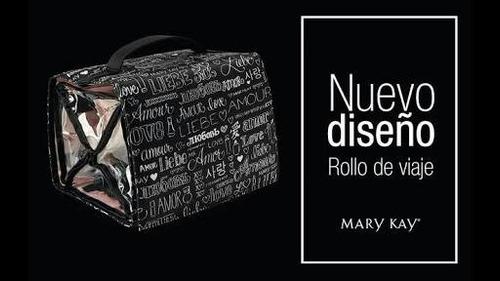 Mary Kay Rollo De Viaje (sin Contenido )