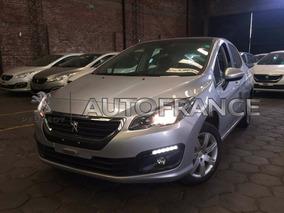 Peugeot 308 Allure Financiado!!! No Es Un Plan De Ahorro!!!