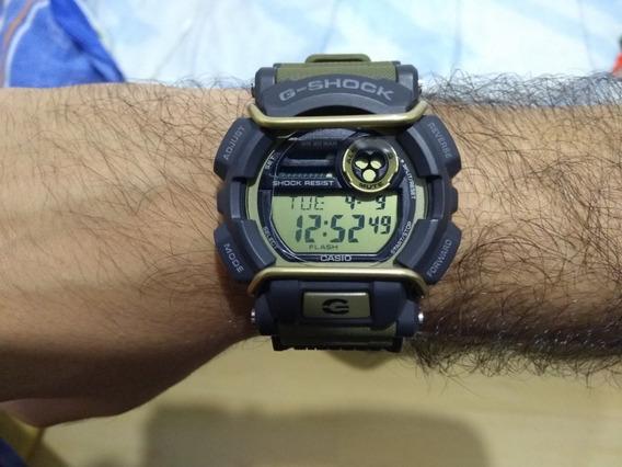 Relógio Original G-shock Gd-400-9dr - Frete Grátis