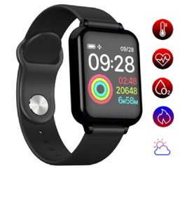 Relógio Inteligente Smartwatch B57 Hero Band Ios Android