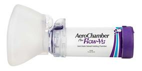 Aerochamber Adulto Chica Con Flow Vu