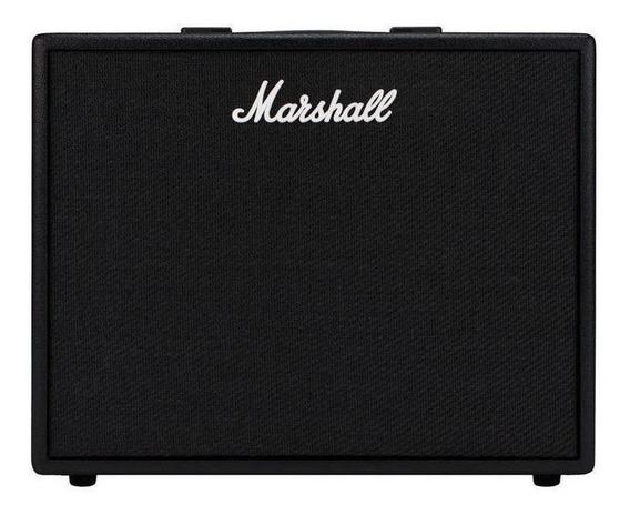 Amplificador Marshall Code 50 Transistor 50W preto