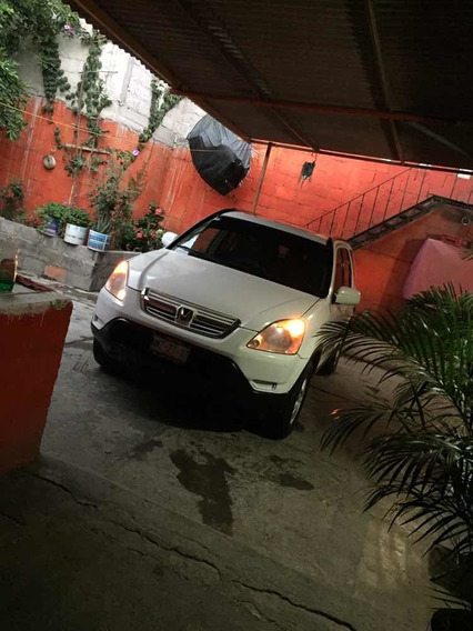 Honda Cr-v 2.4 Ex 156hp Mt 2004