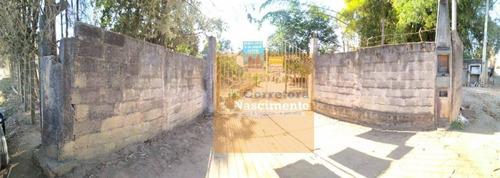 Chácara Com 2 Dormitórios À Venda, 3100 M² Por R$ 270.000,00 - Rio Comprido - Jacareí/sp - Ch0069