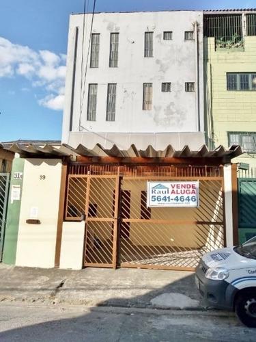 Imagem 1 de 1 de Locação/venda - Prédio Comercial - Vila Inglesa, São Paulo-sp - Rr1213