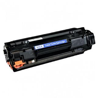 Toner De Impresora Hp Eleg-print Hp 35a Color Negro Nuevo
