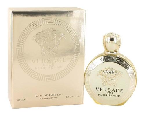 Perfume Original Versace Eros Pour Femme Para Mujer 100ml