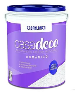 Casadeco Casablanca Revestimiento Texturado X 30 Kg Universo