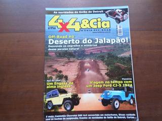 Revista 4x4 & Cia - Jeep Ford