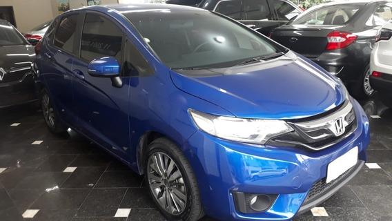 Honda Fit 1.5 Exl Flex Aut. Único Dono, 2017