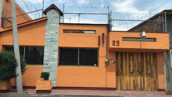 Casa En Renta San Juan De Aragón