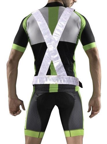 Imagen 1 de 1 de Chaleco Reflejante Para Ciclista