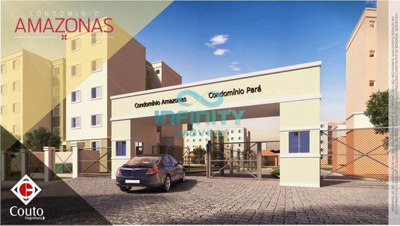 Apartamento Com 2 Dorms, Jardim Betânia, Cachoeirinha - R$ 127 Mil, Cod: 798 - V798