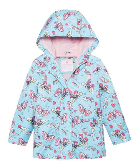 Capa De Chuva Jacket Oshkosh Carters Feminino 100% Original