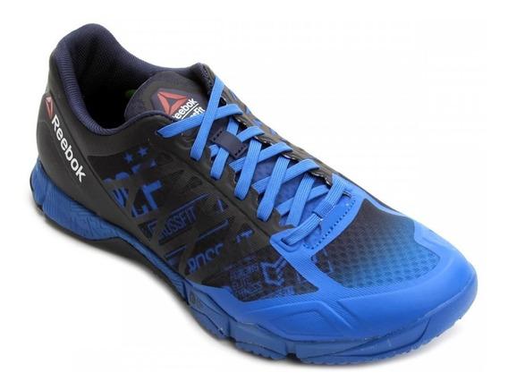 Tênis Reebok Crossfit Speed Tr - Preto/azul