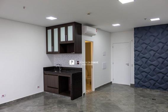 Sala Para Alugar, 39 M² Por R$ 2.020,00/mês - Centro - São Bernardo Do Campo/sp - Sa0005