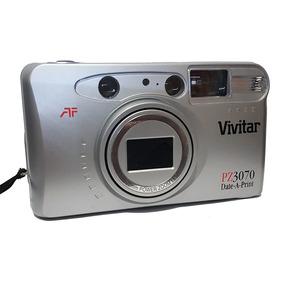 Vivitar Pz3070 Date-a-print Câmera Fotográfica 35mm